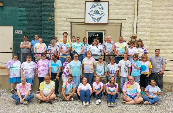 New Hope Clubhouse in Kendallville, Indiana