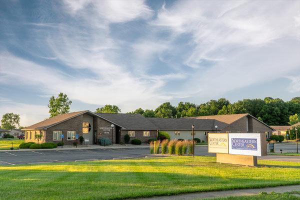 Northeastern Center: DeKalb County Outpatient Clinic in Auburn