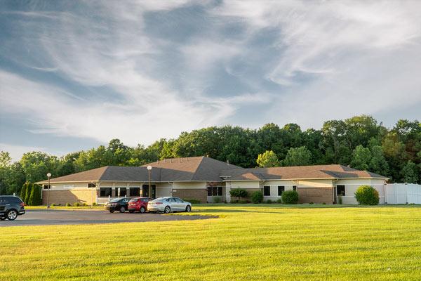 Inpatient Services at Northeastern Center, Auburn, Indiana
